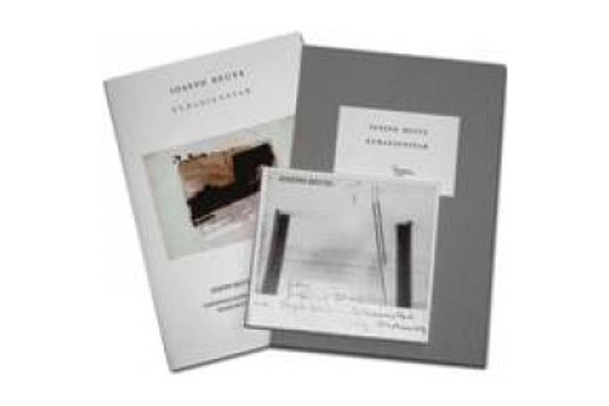 Joseph Beuys: Eurasienstab