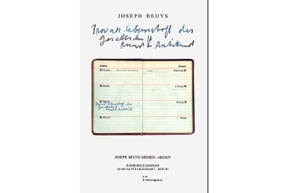 Joseph Beuys: Provokation. Lebensstoff der Gesellschaft