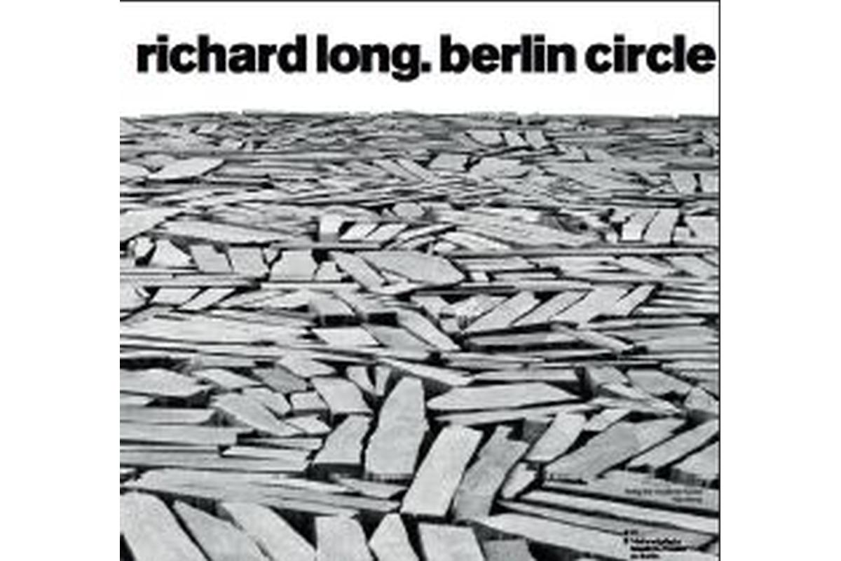 Long, Richard. Berlin Circle