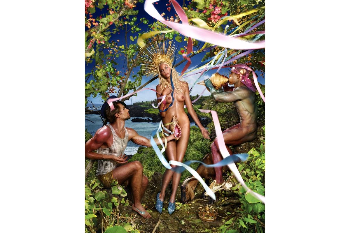 Miniprint LaChapelle, Rebirth of Venus