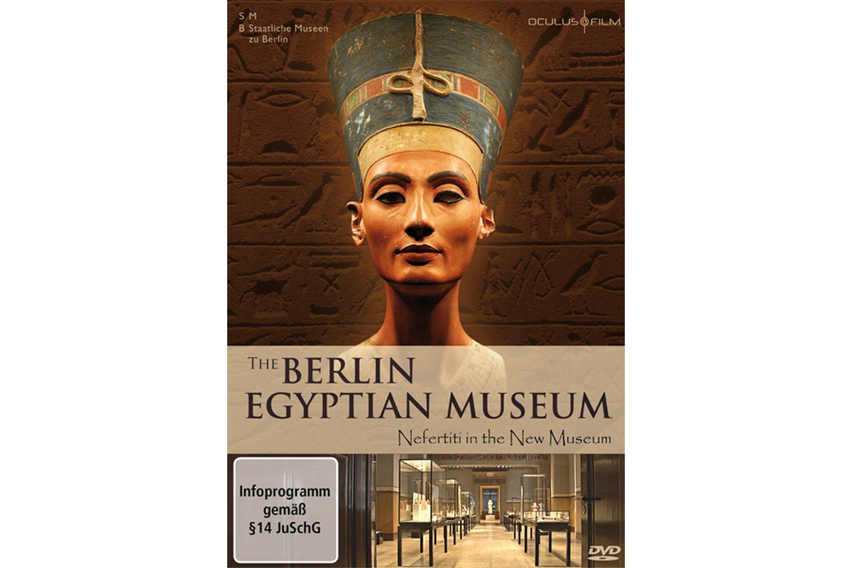 The Berlin Egyptian Museum (NTSC Code) - DVD