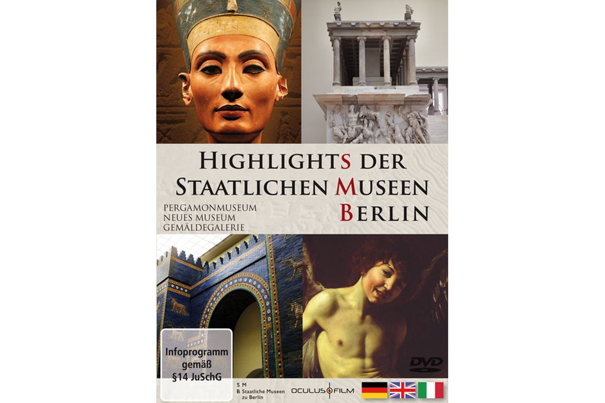 Highlights der Staatlichen Museen Berlin - DVD