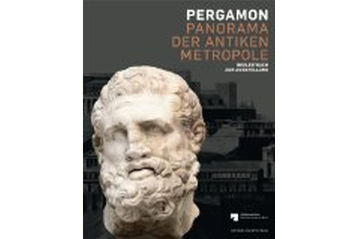 Pergamon: Panorama der antiken Metropole