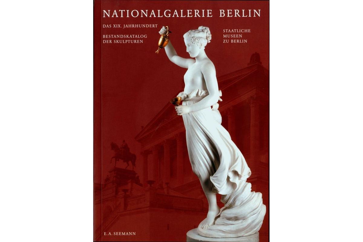 Nationalgalerie Berlin: Bestandskatalog Skulpturen - 2 Bände