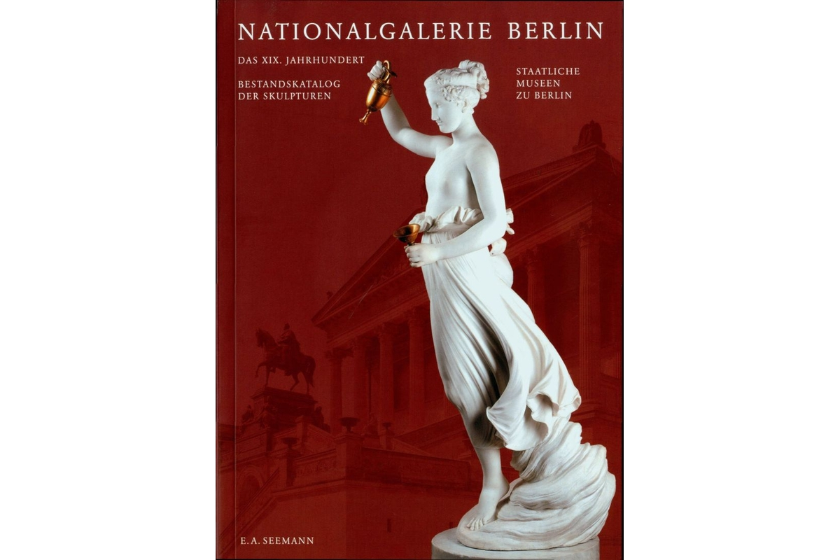 Nationalgalerie Berlin: Bestandskatalog Skulpturen - 2 Bände mit CD ROM