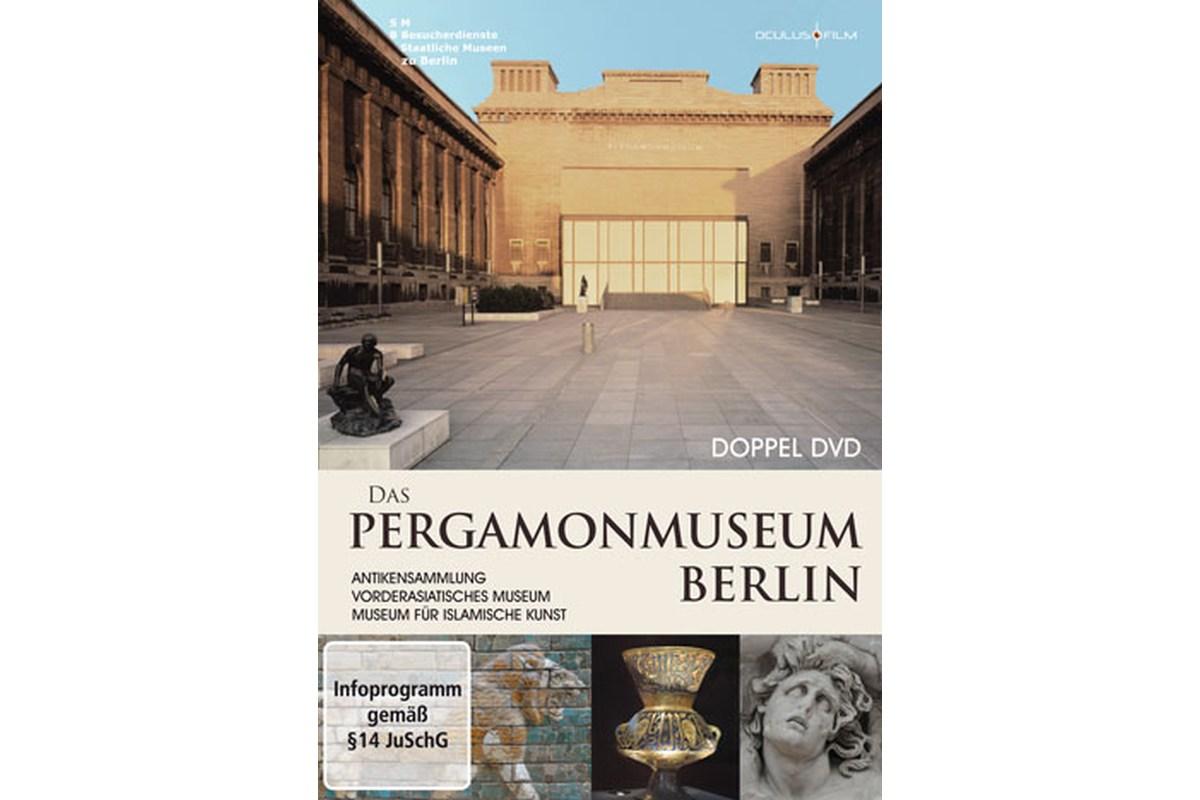 Das Pergamonmuseum - Text in französischer Sprache - DVD