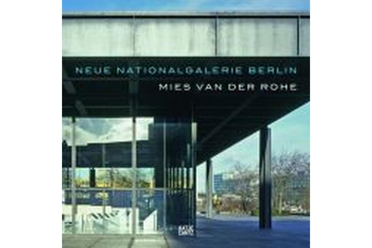 Neue Nationalgalerie Berlin - englisch