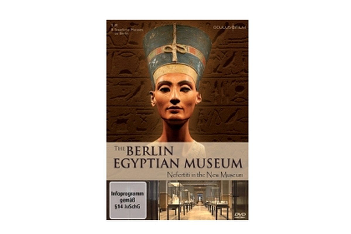 The Berlin Egyptian Museum: Nefertiti in the New Museum - DVD