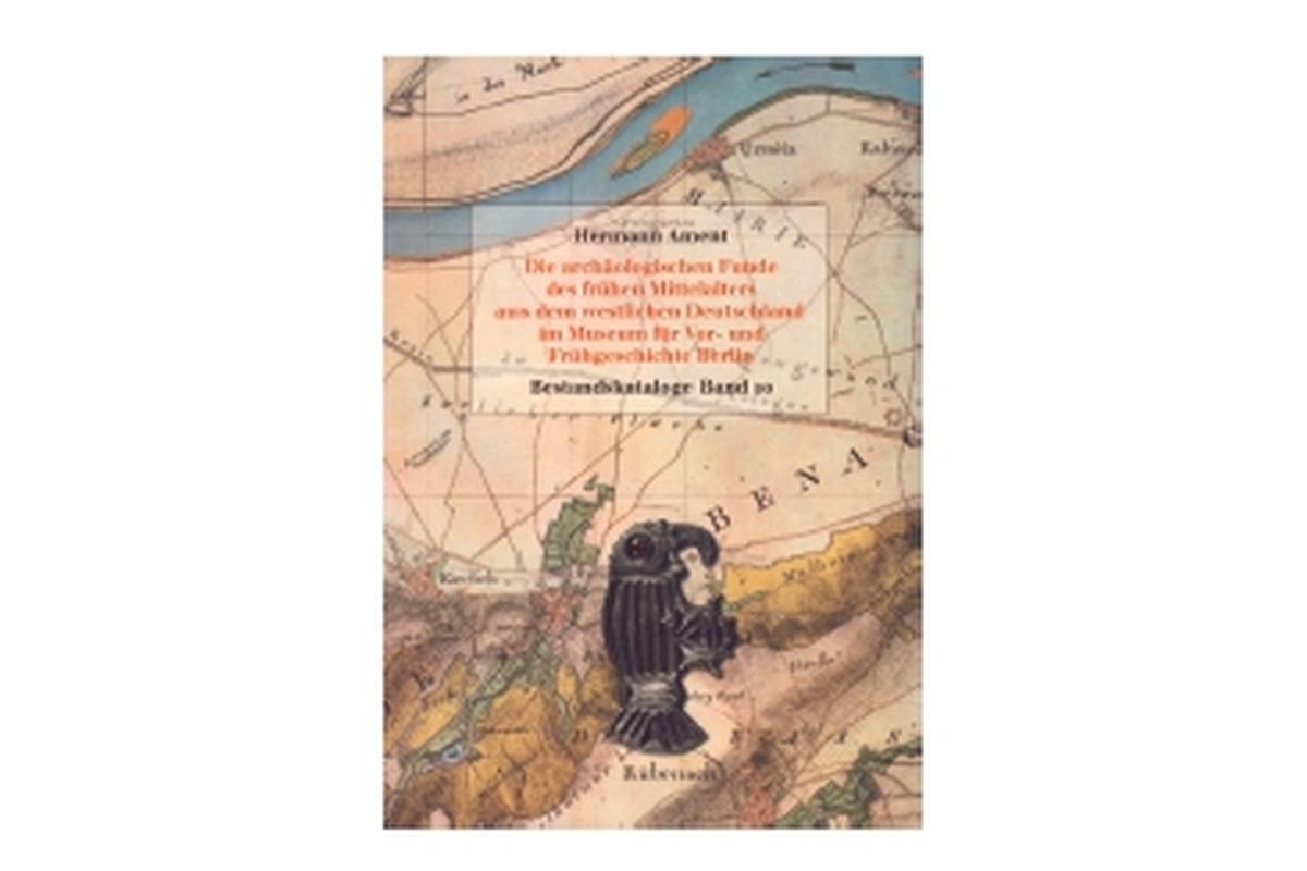 Die archäologischen Funde des frühen Mittelalters aus dem westlichen Deutschland im Museum für Vor-