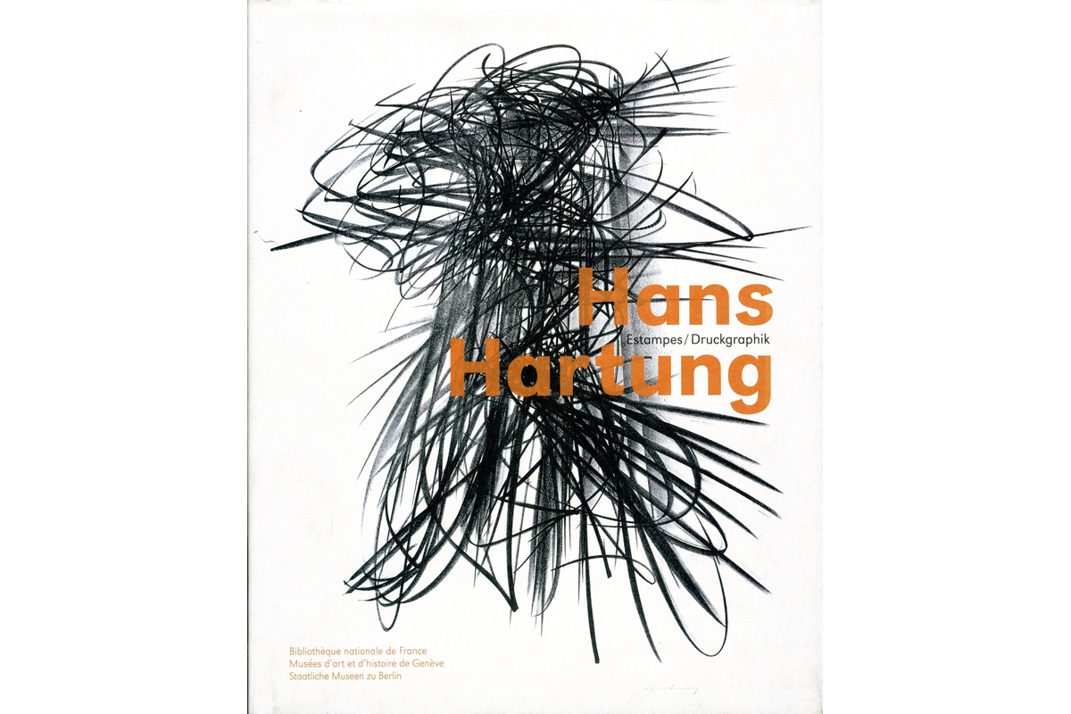 Hans Hartung: Druckgraphik / Estampes