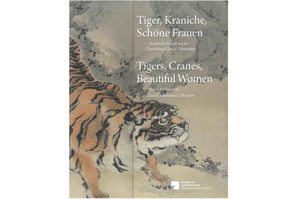 Tiger, Kraniche, Schöne Frauen