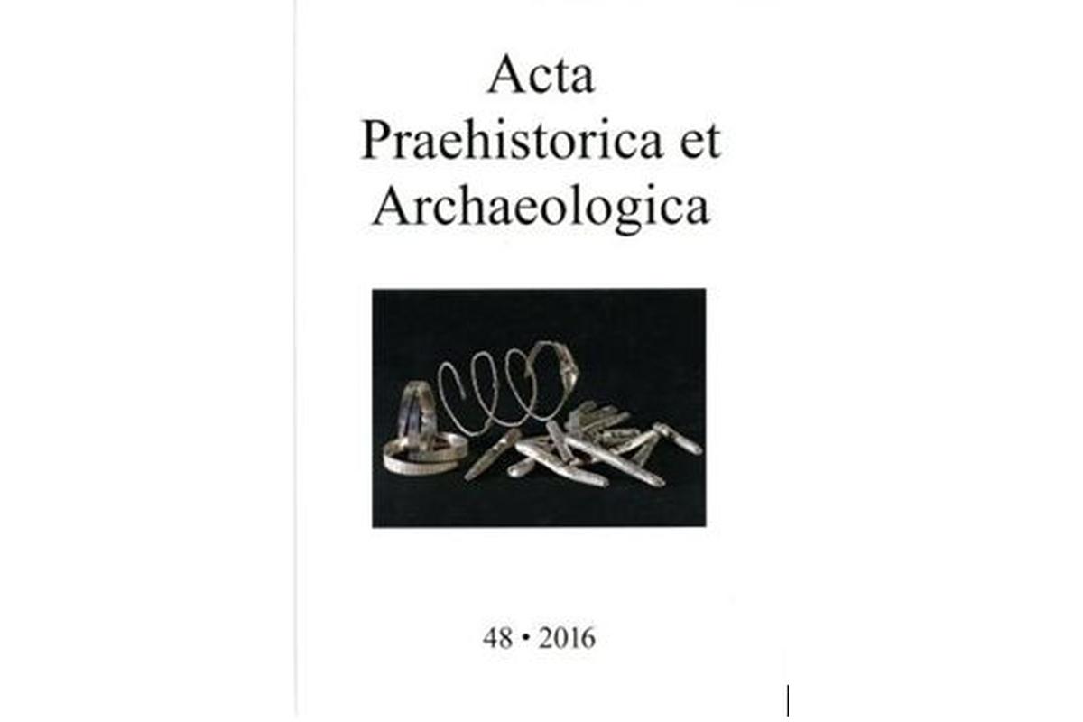 Acta Praehistorica et Archaeologica 48