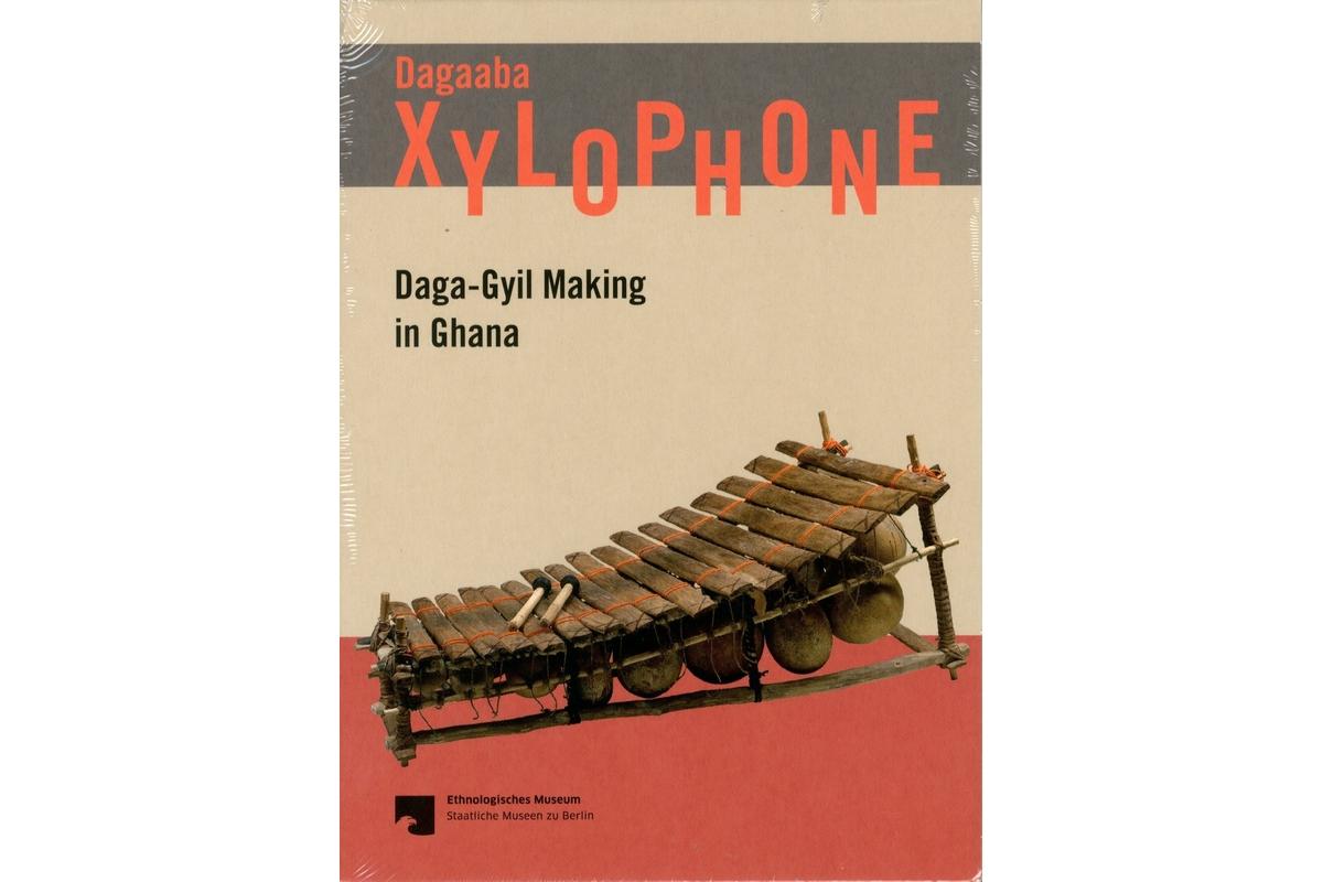 Dagaaba Xylophone: Daga-Gyil Making in Ghana - DVD