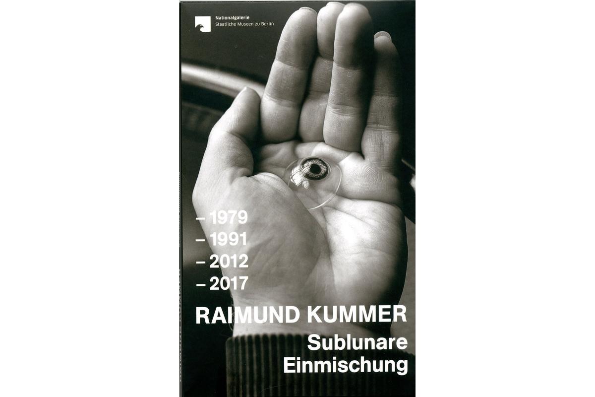 Raimund Kummer: Sublunare Einmischung - DVD