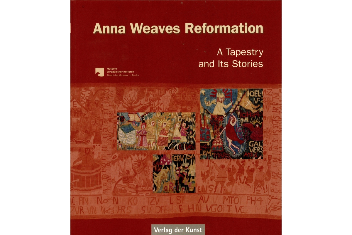 Anna Weaves Reformation