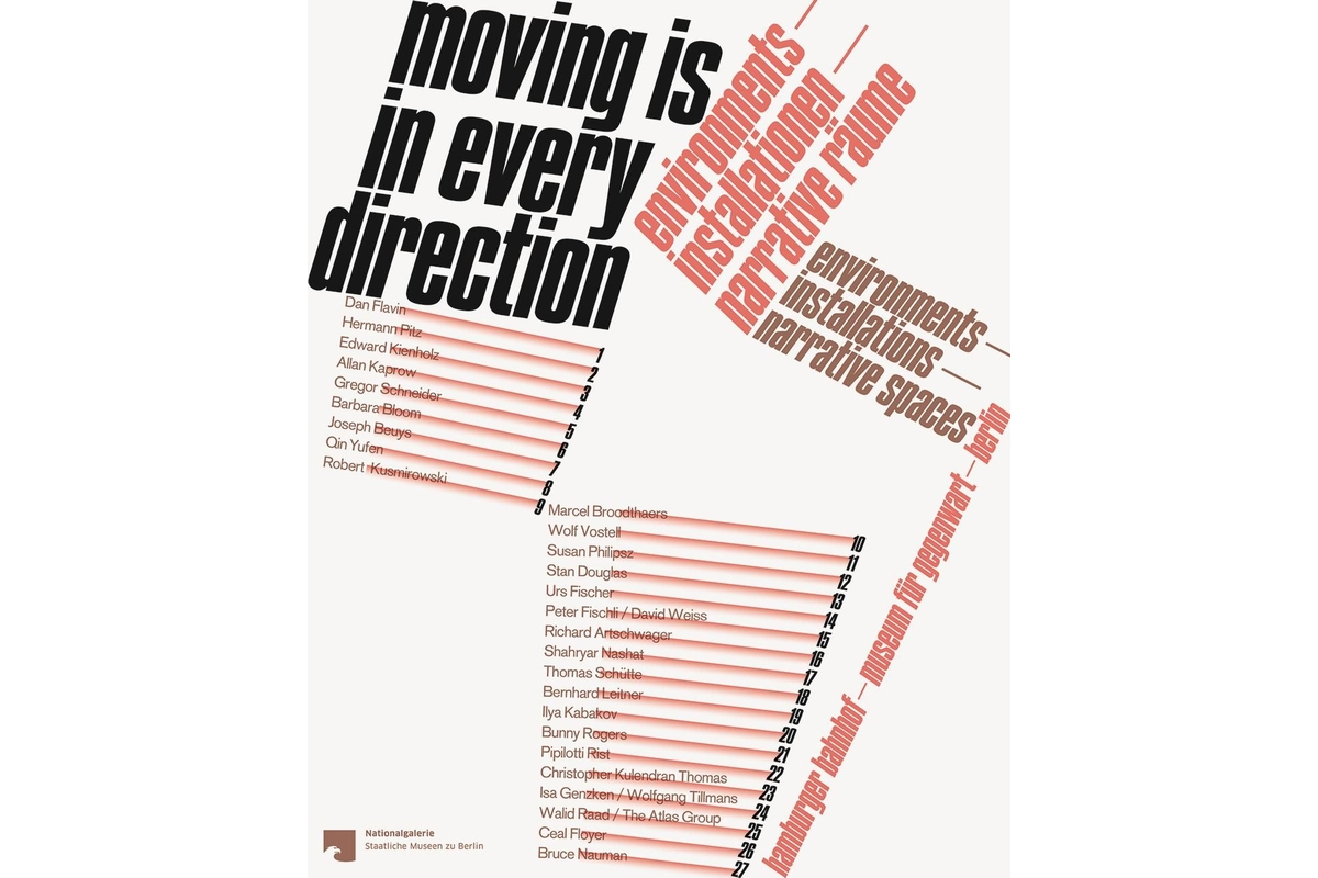 moving is in every direction