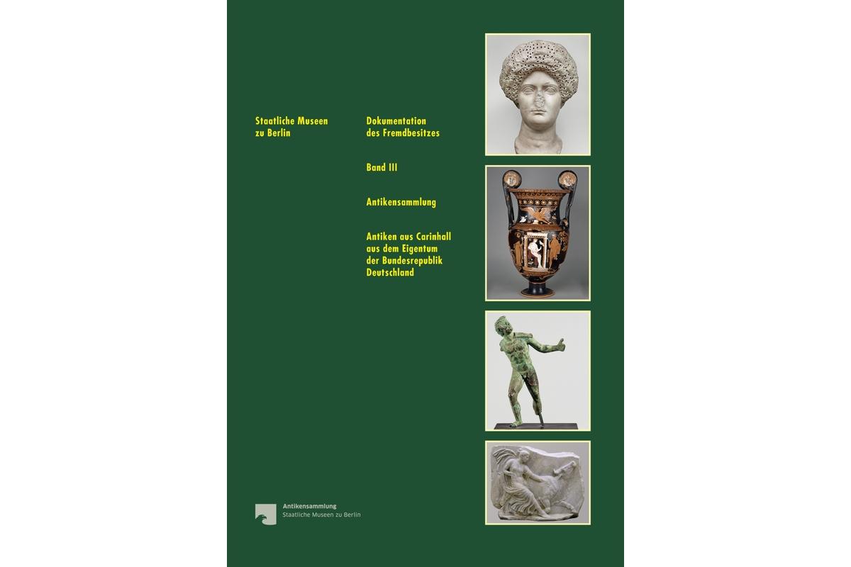 Dokumentation des Fremdbesitzes: Antikensammlung