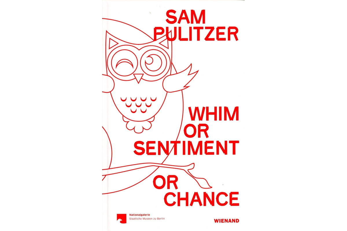 Sam Pulitzer: Whim or Sentiment or Chance