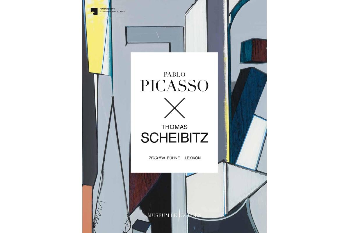 Pablo Picasso x Thomas Scheibitz