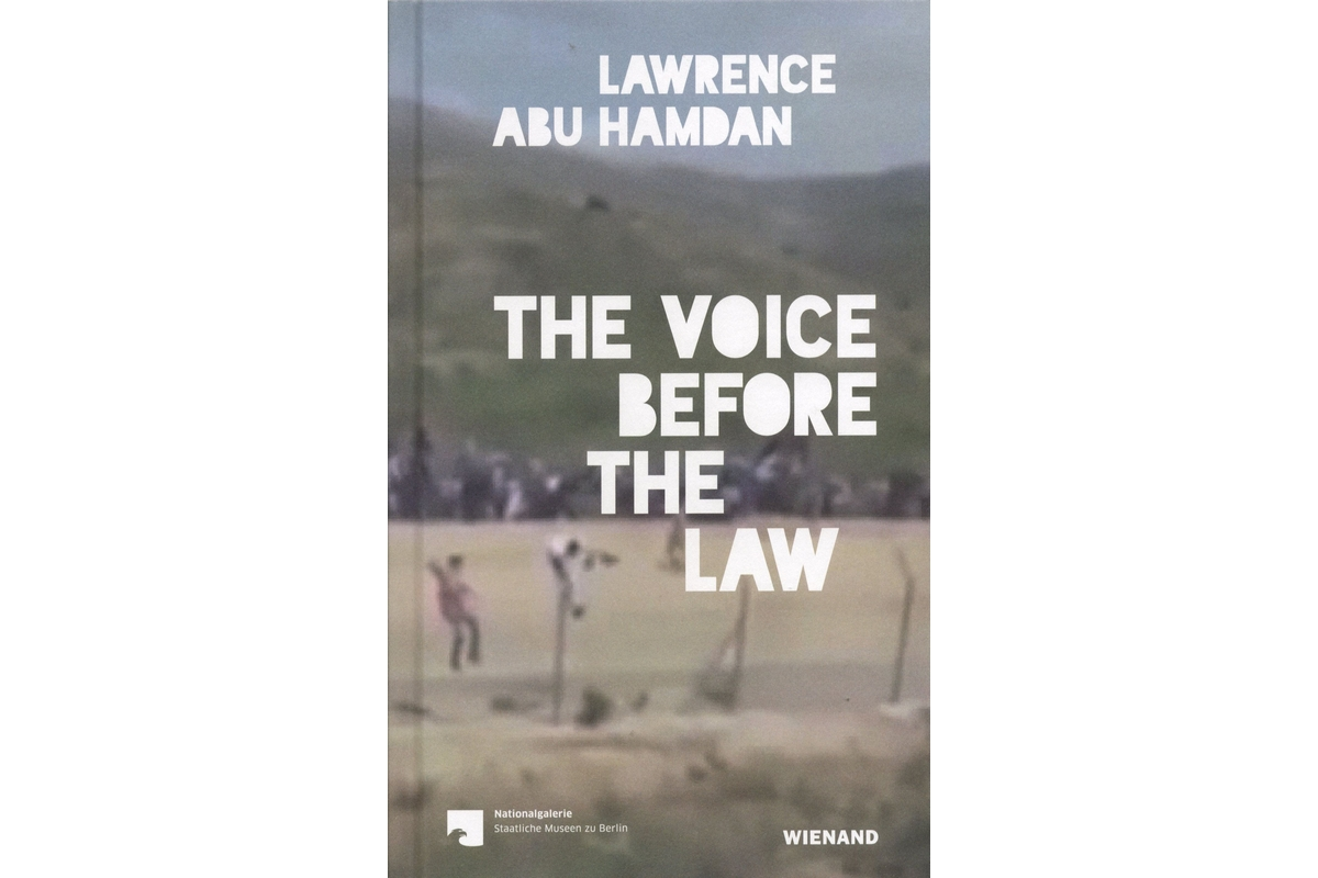 Lawrence Abu Hamdan: The Voice before the Law