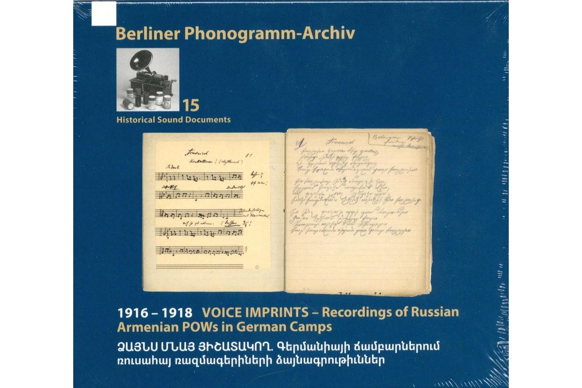 1916-1918: Voice Imprints (KOM-CD/DVD)