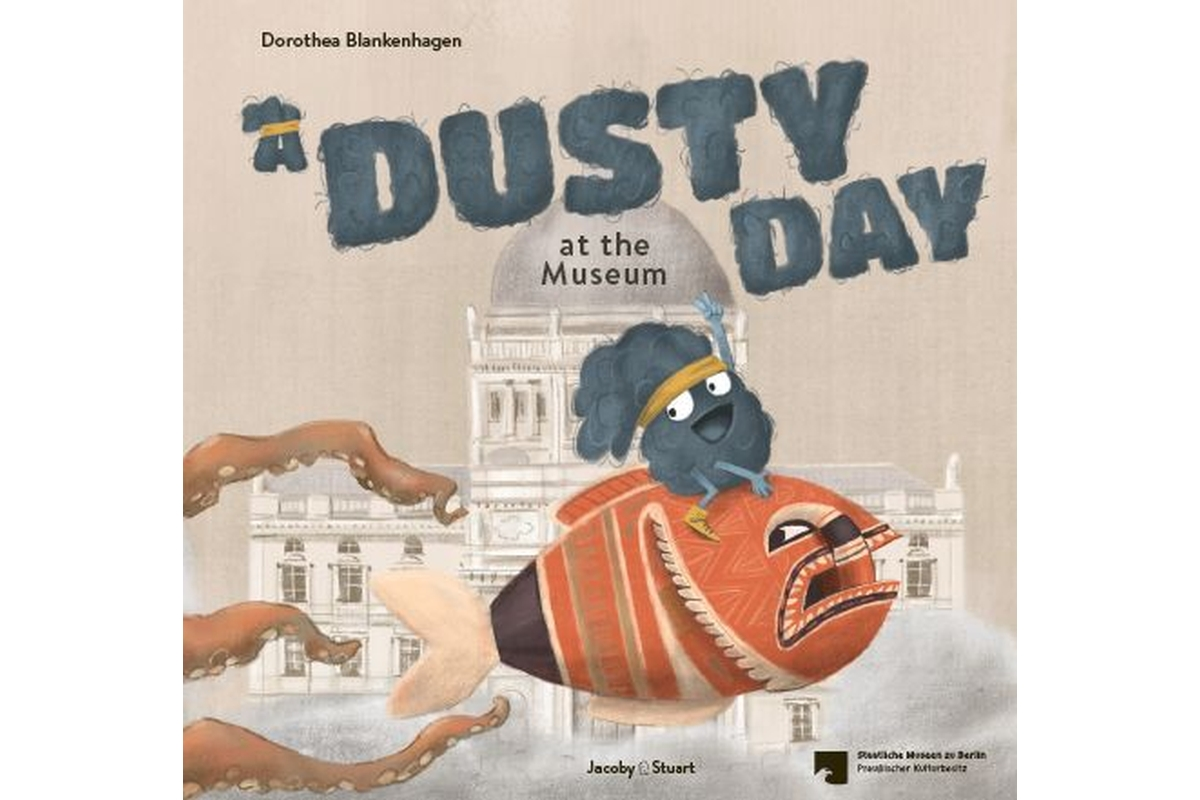 A Dusty Day at the Museum