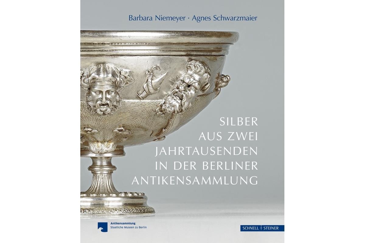 Silber aus zwei Jahrtausenden in der Antikensammlung