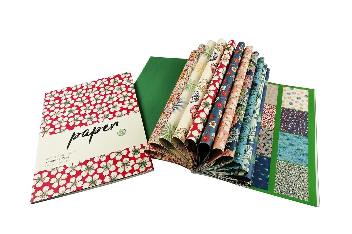 Geschenkpapier: Japanpapiere