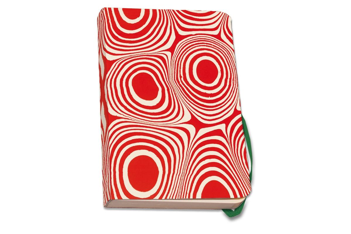Notizbuch A5: Marmorpapier