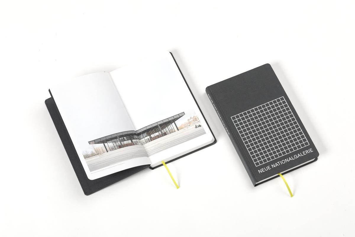 Notizbuch Deckenraster