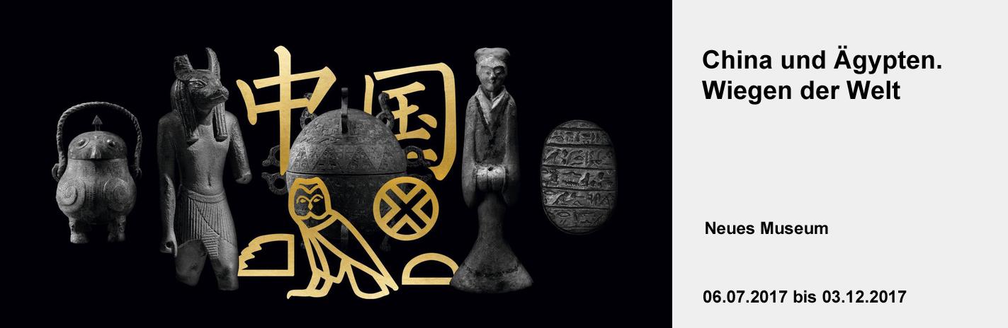China und Ägypten. Wiegen der Welt