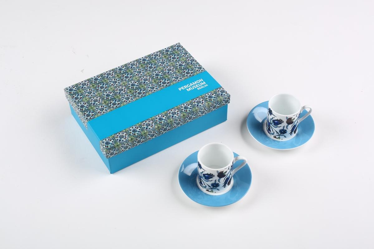 Espressotassen-Set Iznik