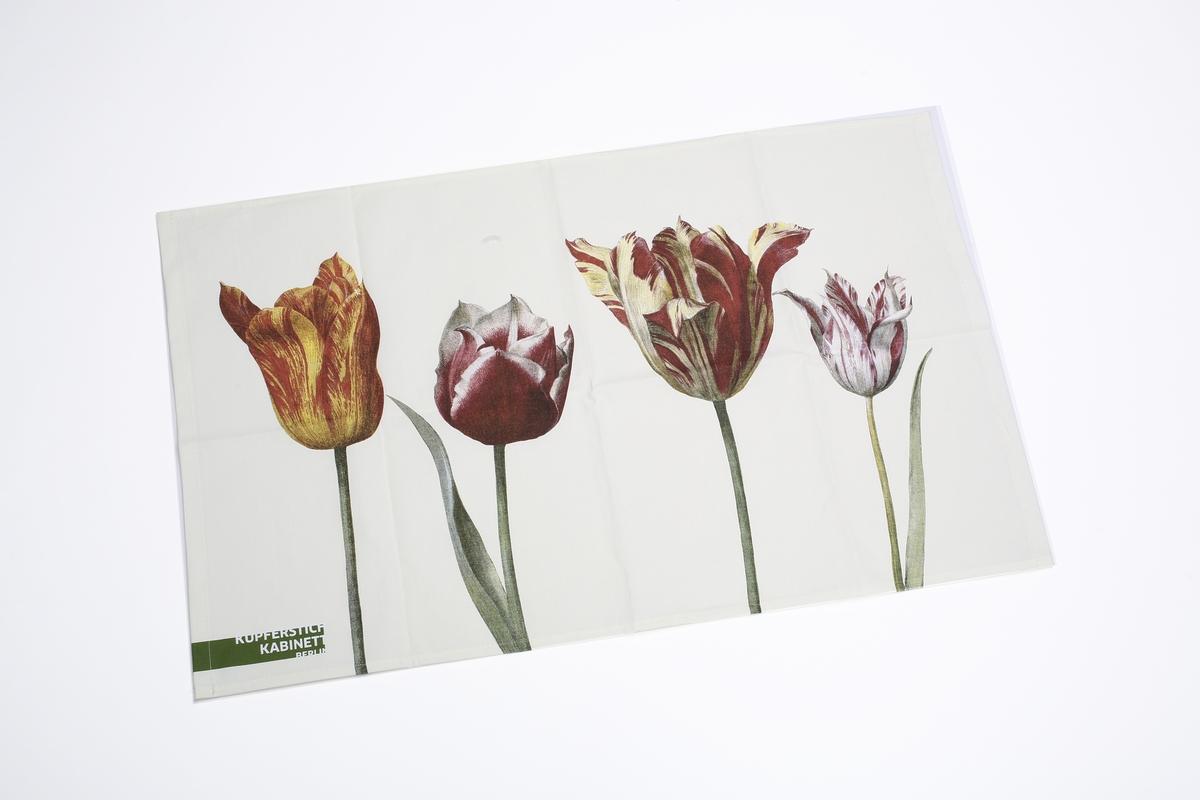 Flegel Geschirrtuch, Tulpen