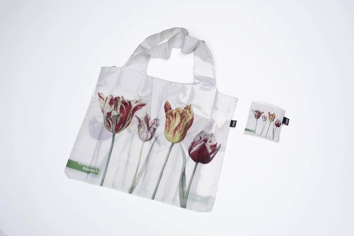 Einkaufsbeutel Flegel, Tulpen