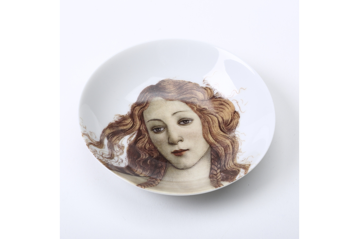 Schale Botticelli, Venus