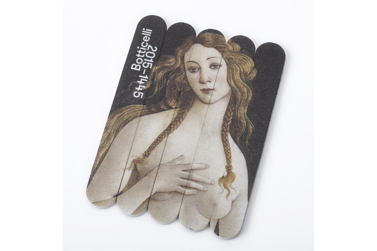 Nagelfeilen Botticelli, Venus