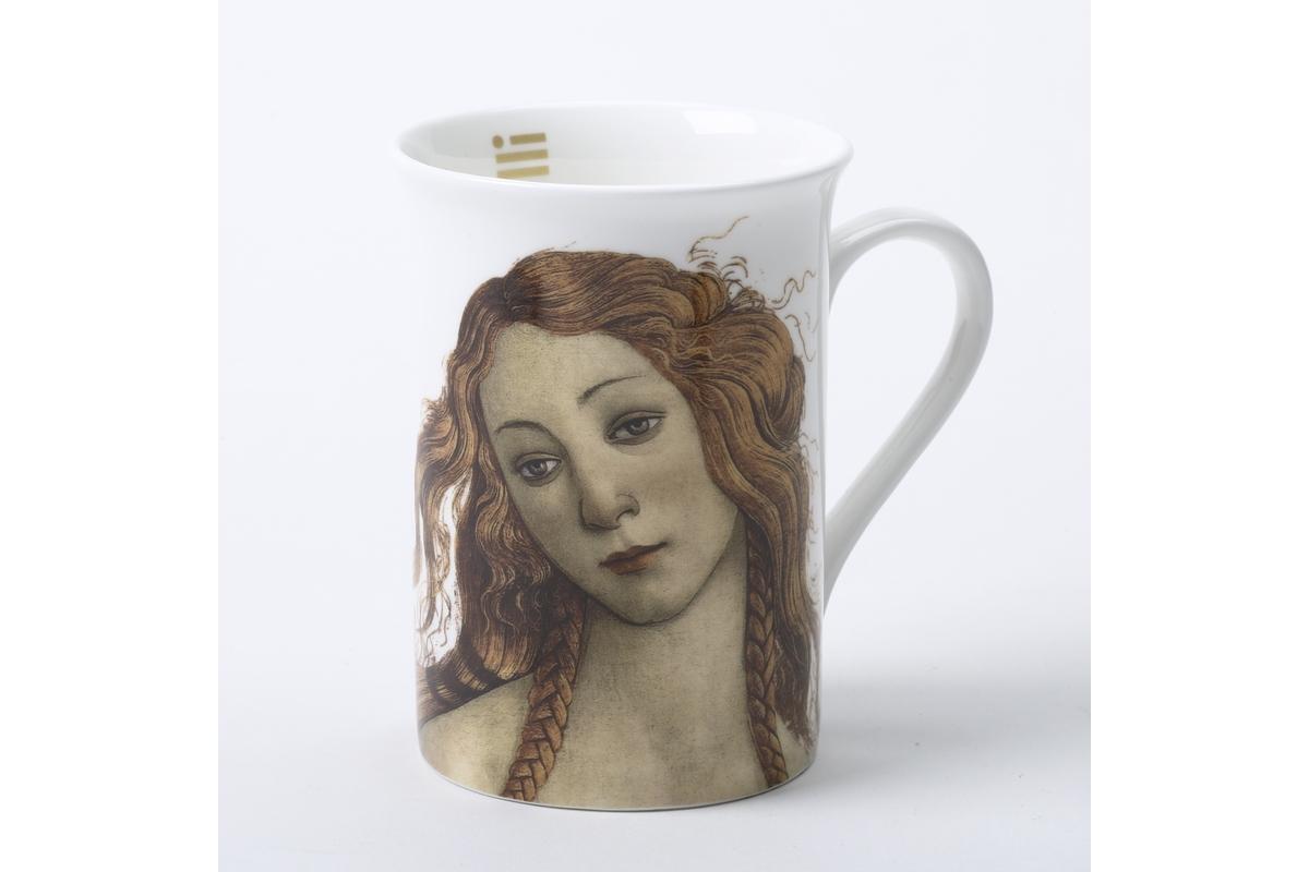 Tasse Botticeli, Venus