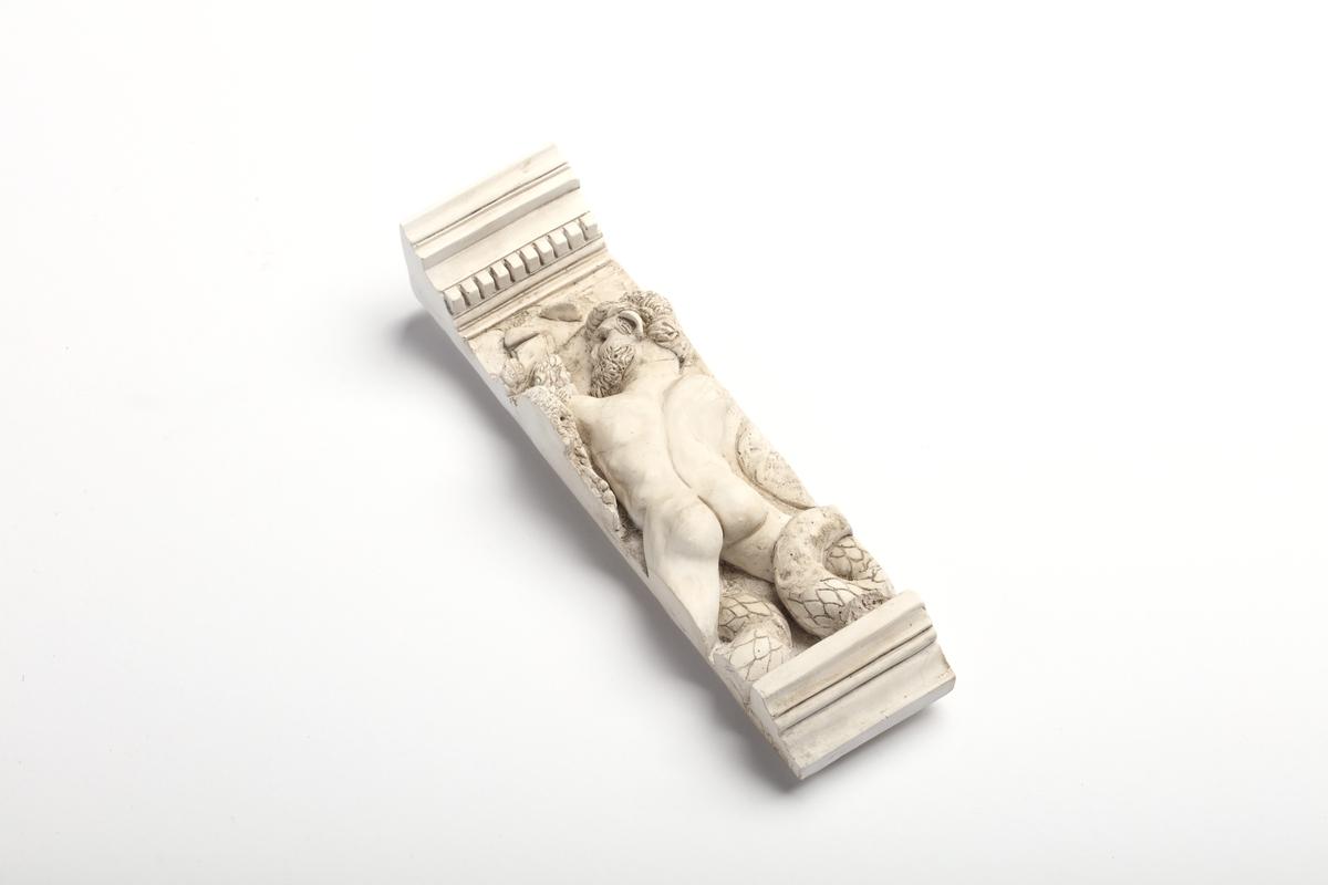 Reliefreplik Porphyrion, Pergamonaltar