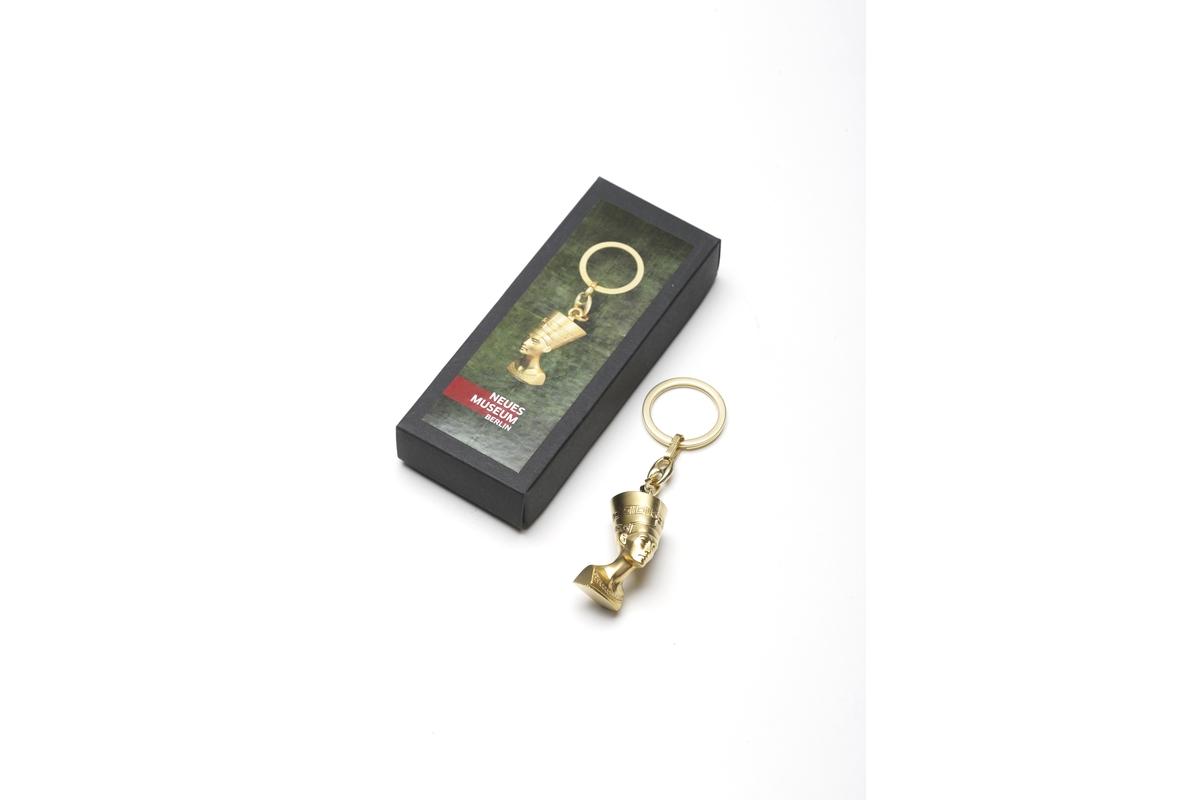 Schlüsselanhänger Nofretete