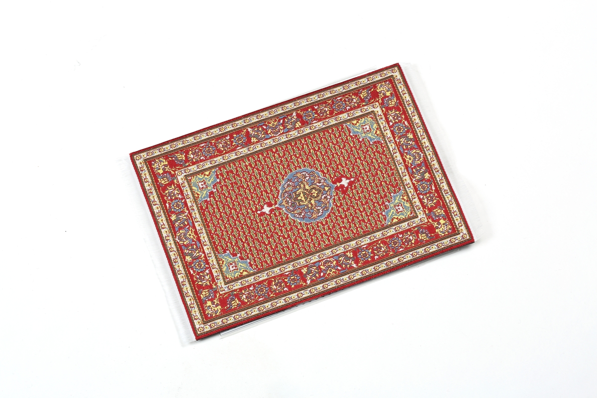Mousepad, gewebt, Osmanischer Hofteppich