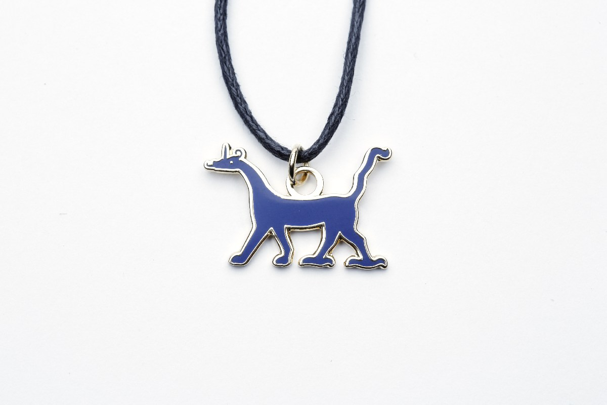 Necklace dragon, Ishtar gate