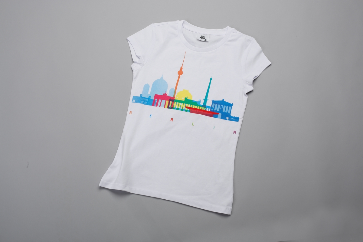 Yoni Alter: Damen T-Shirt Berlin