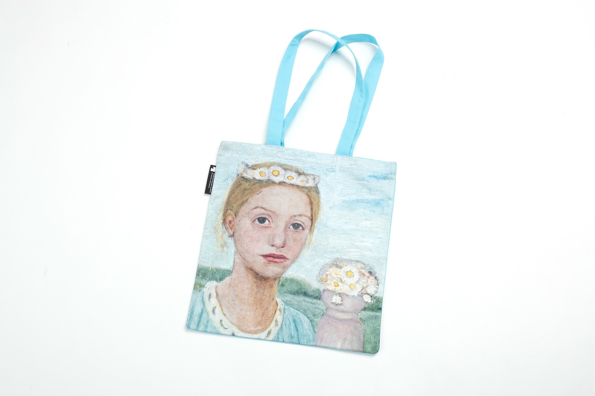 Tote bag Women Artists