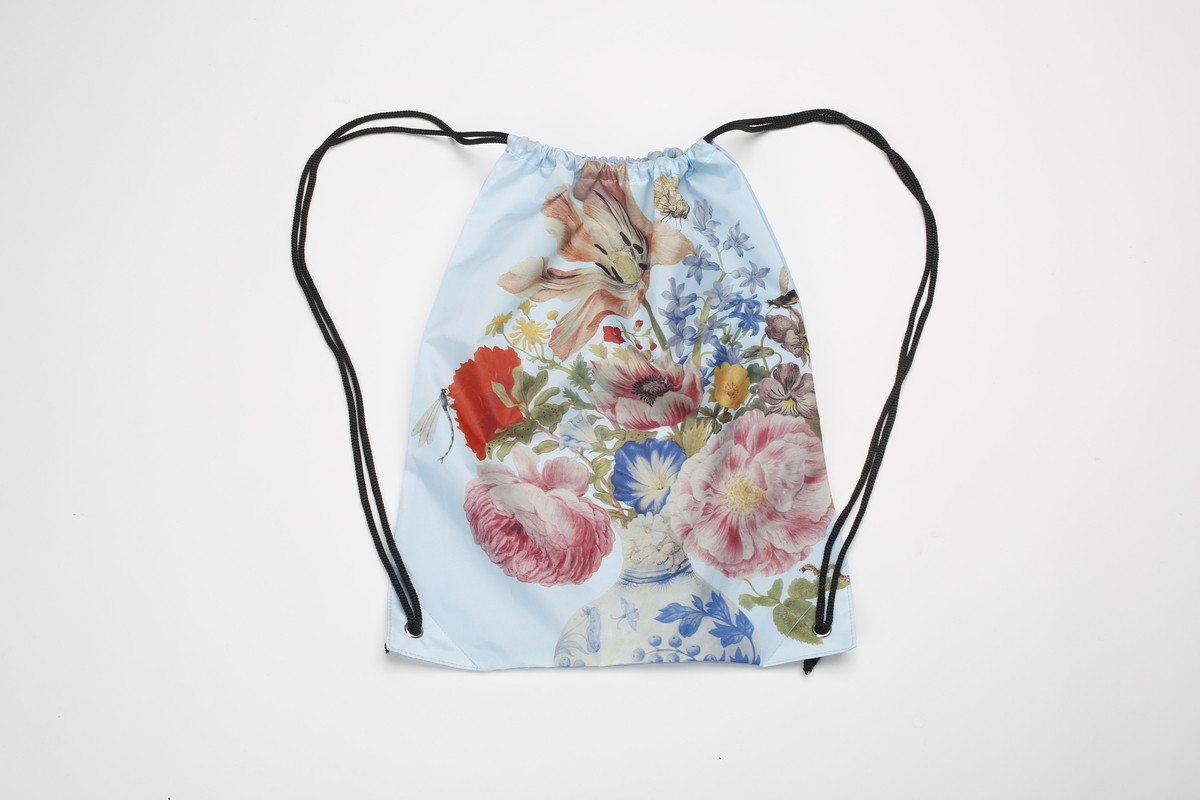 Beutel Merian, Blumen
