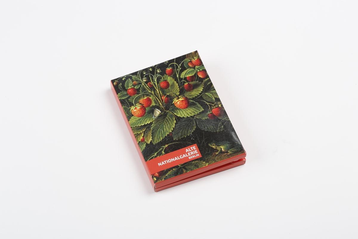 Grußkarten Schlesinger, Erdbeeren