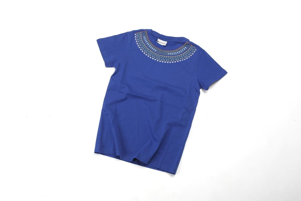 Children's T-Shirt Egypt blue