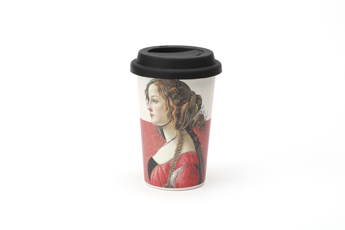 Becher Botticelli: Simonetta Vepucci