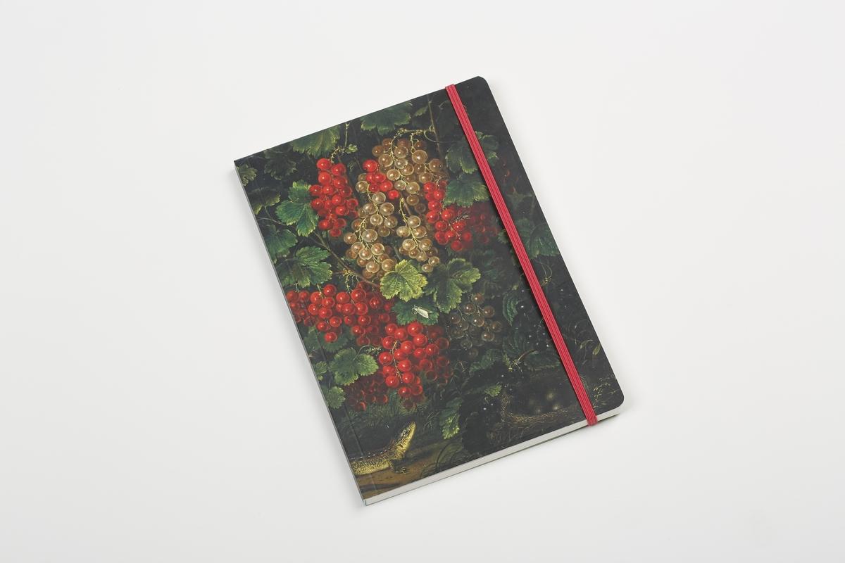 Notizbuch A5 Schlesinger, Johannisbeeren