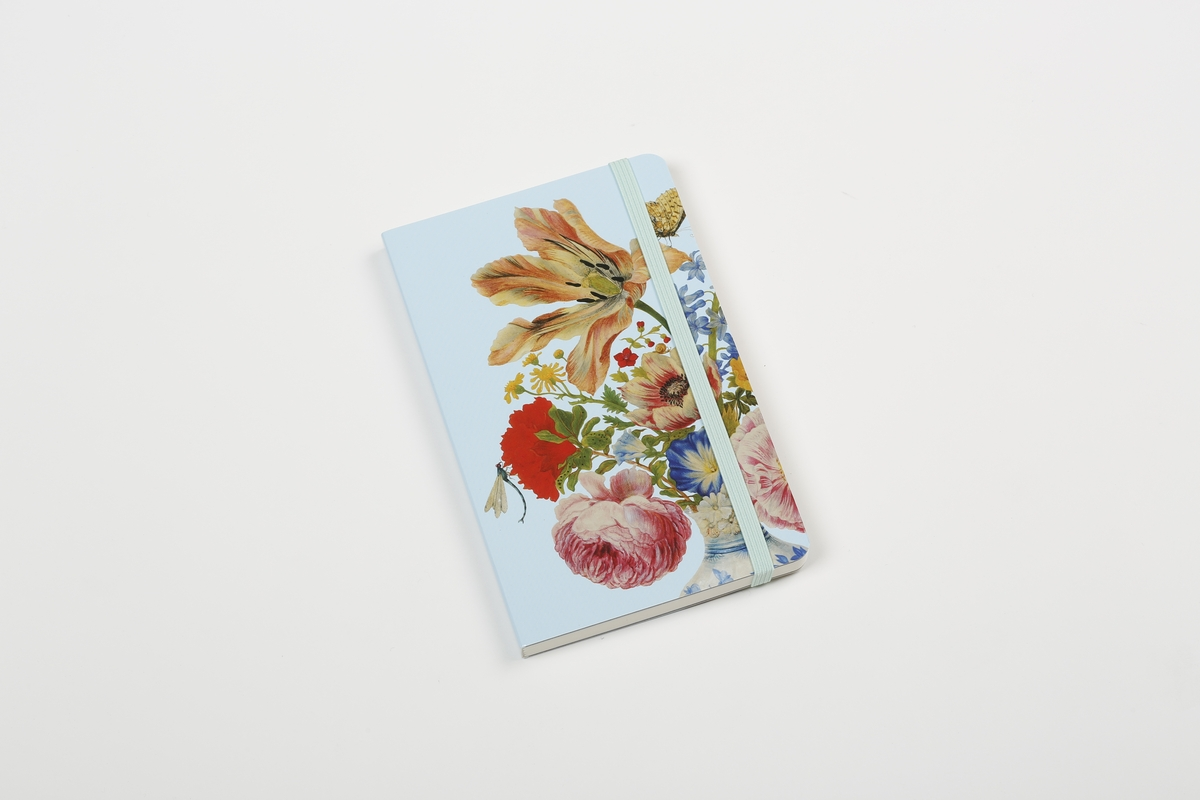 Notizbuch A6 Merian, Tulpen