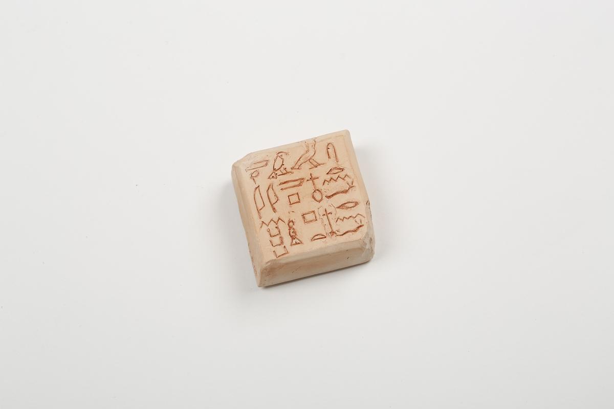 Reliefmagnet Steingewicht